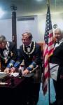 Firma de Tratado con la Gran Logia Plena de California – USA