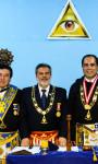El Gran Maestro del Gran Oriente Simbólico de Chile Realiza Visita Oficial al Gran Oriente del Perú